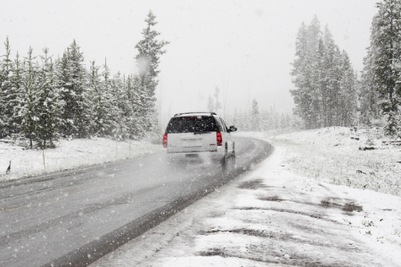 10 Ways to Prepare Your Vehicle for Winter Driving