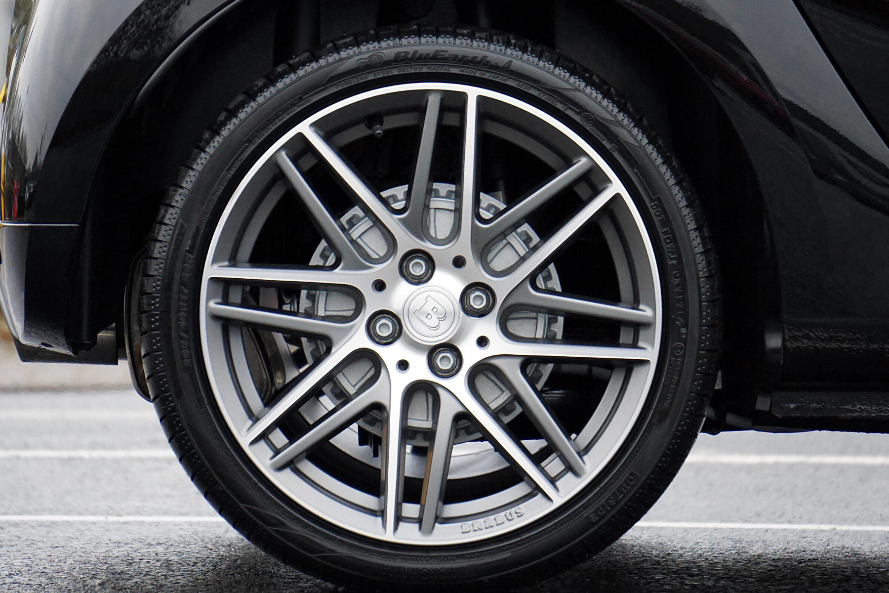 Steel Rims….or Aluminum Rims?
