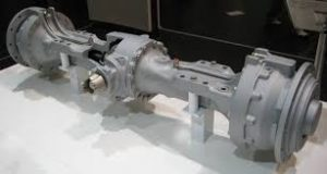 used front rear axles differentials