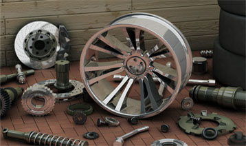 reclaimed car parts and warranties