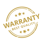 best quality and warranty
